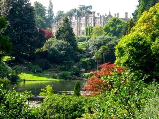 23 best images about jardin inglez on pinterest gardens for Jardines paisajistas