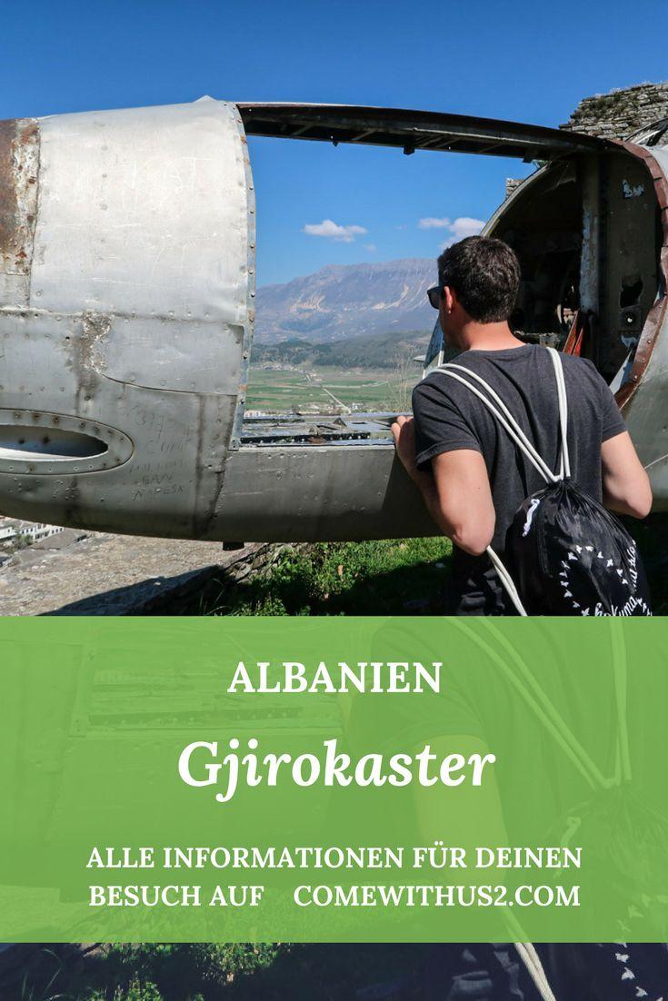 Eines unserer Highlights in Albanien war der Ort Gjirokaster. Mit der Burg und vor allem de wahnsinnig tollen Panorama hat es uns richtig gut gefallen. Dir haben wir natürlich auch ein paar Bilder mitgebracht und hoffen, dich für eine Reise nach Gjirokaster inspirieren zu können.  Herzlich Grüsst dein comewithus2-Team -------------------------------------- Reiseblog   Europareisen   Camping