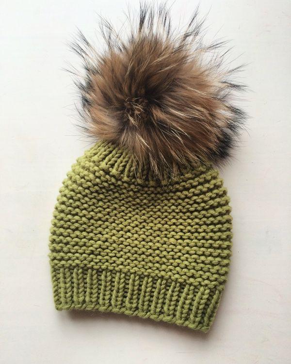 Купить Шапочка детская - шапка, шапка вязаная, шапка зимняя, шапка детская, Мериносовая шерсть