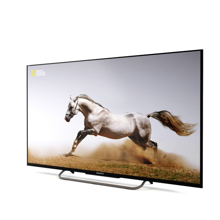 Free 3d model: W8 LED TV by Sony http://dimensiva.com/w8-led-tv-by-sony/