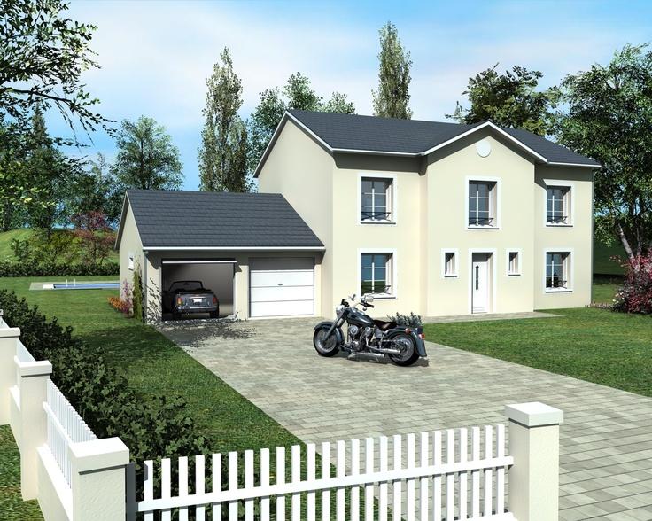 les 15 meilleures images du tableau gamme traditionnelle maisons hcc sur pinterest gamme. Black Bedroom Furniture Sets. Home Design Ideas