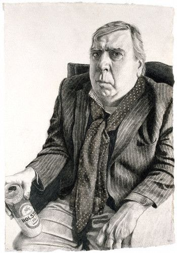 Stuart Pearson Wright (Of Timothy Spall I presume)