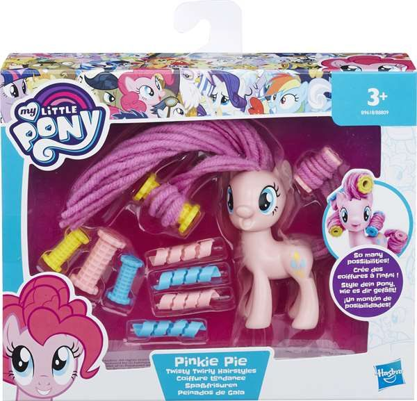 My Little Pony, Hairstyles at the Gala, Pinkie Pie
