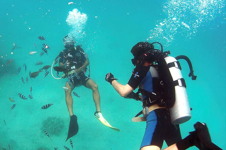 In Sanya, If you want a whole array of adventures above and deep under the sea, #SanyaRepin #SanyaHeartstoHearts Tourist Zone would definitely be your paradise. Looking for relaxation and recreation without pretention? Don't ever miss out Sanya West Island Marine Cultural Tourism Zone! But if you are looking for a more unique aquatic pastimes for your next trip to Sanya, just put Yalong Bay Underwater World on the top of your list! #sanya #whererefreshingbelongs #entertainment #watersport