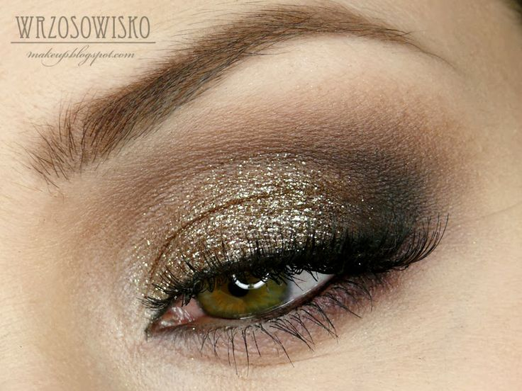 Wrzosowisko- MakeUp Blog: Błysk i elegancja