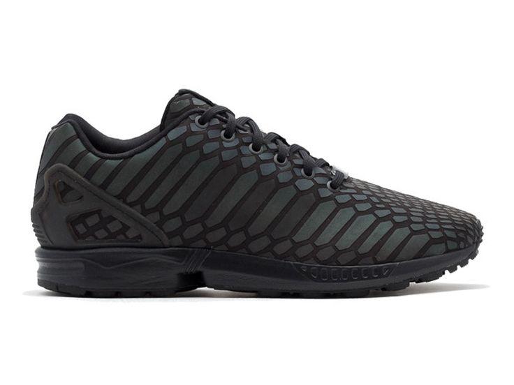 adidas zx flux noir femme soldes