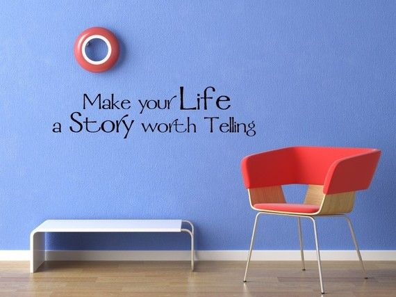 Best Vinyl Wall Phrases Images On Pinterest Vinyl Lettering - How to make vinyl decals for walls