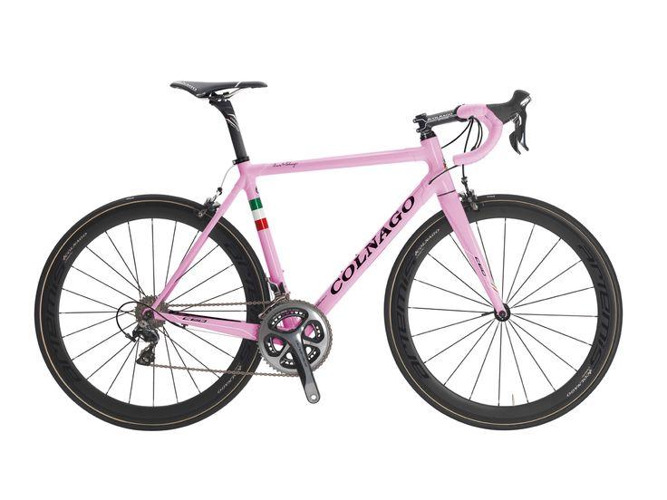 Colnago C60 Frameset 2016 Pink - Ubyk