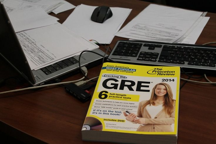 The Princeton Review GRE
