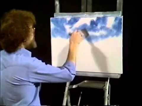 Bob Ross   Painting the Sky  Joy of Painting