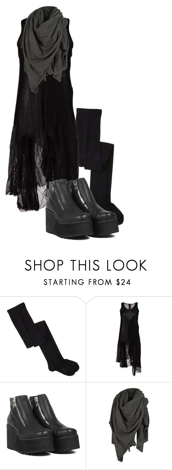 """Untitled #326"" by hades-persephone ❤ liked on Polyvore featuring forme d'expression and AllSaints"