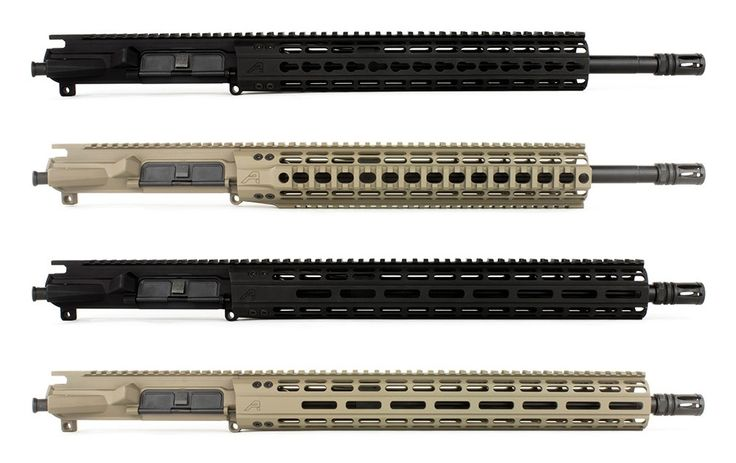 Quickly find the best AR-15 upper receivers for precision, standard, or CQB purposes, as well as our recommendations for all different value points.