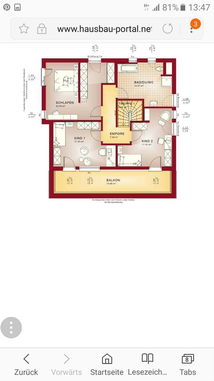 11 besten L-Form Plan Bilder auf Pinterest | Hausbau ideen ...