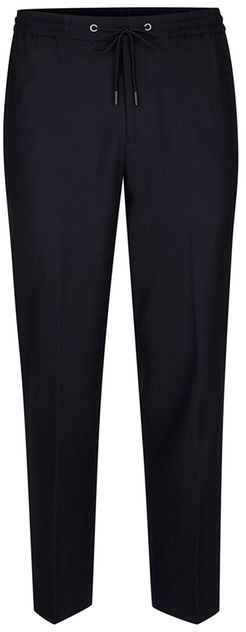 Topman CHARLIE CASELY-HAYFORD X Navy Ribbed Relaxed Fit Weekend Jogger Suit Pants