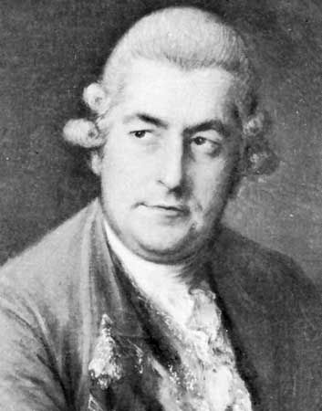 Johann Christian Bach (1735–1782) is sometimes referred to as 'the London Bach' or 'the English Bach', due to his time spent living in the British capital, where he came to be known as John Bach. He is noted for influencing the concerto style of Mozart.