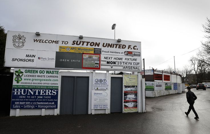 (6) Sutton United FC (@suttonunited) | Twitter
