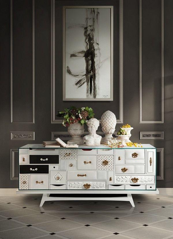 Wundervoll Design, Klassisches Sideboard