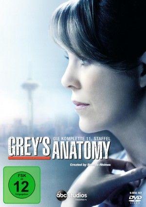 Grey's Anatomy - Die komplette elfte Staffel 4/5 Sterne