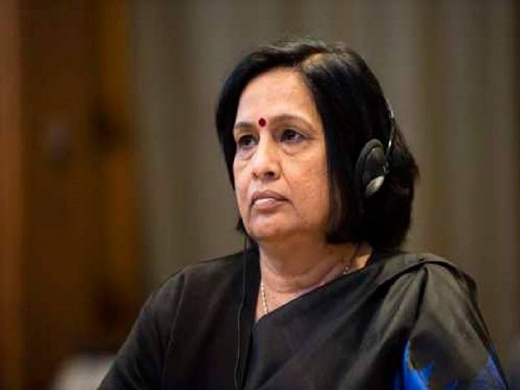 Neeru Chaddha, the first woman chief legal adviser to the ministry of external affairs, former legal adviser to the Indian UN mission, and an acknowledged expert in maritime law, is India's candidate for the elections scheduled to happen on June 14.