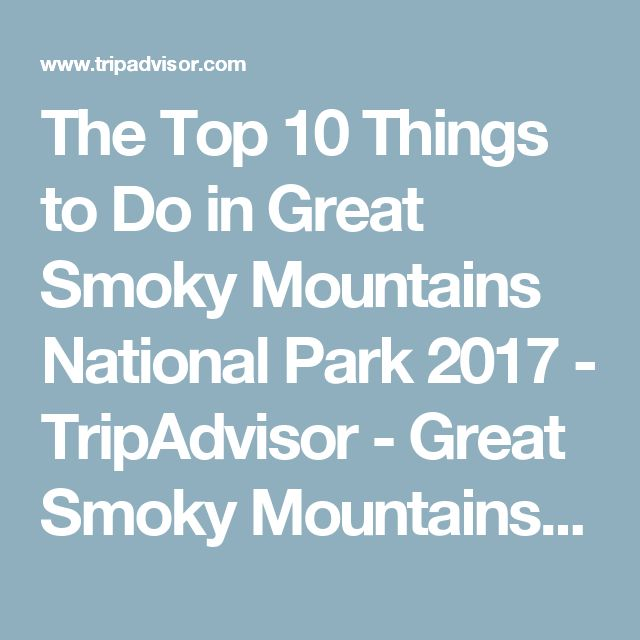 The Top 10 Things To Do In Frankfurt 2017 Tripadvisor: 15 Must-see Smoky Mountains Attractions Pins