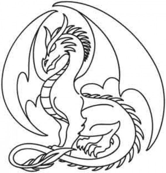 Coloring Page World Sapphire Dragon Tattoopattern Tattoo Pattern Dragon Dragon Quilt Dragon Coloring Page Hand Embroidery Designs