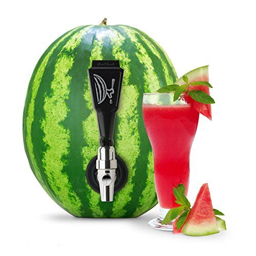 Final Touch Watermelon Keg Tapping Kit Fassanstich  http://amzn.to/28IoZVz