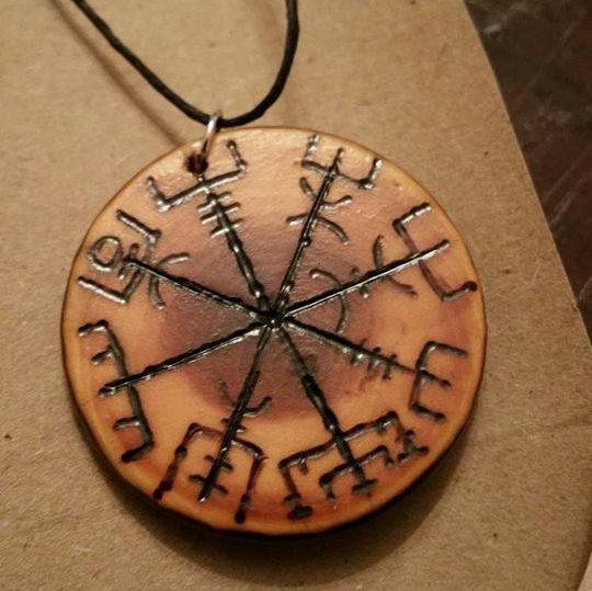 1000 id es sur le th me vegvisir sur pinterest rose des vents rune viking et tatouage ethnique - Tatouage rune viking ...