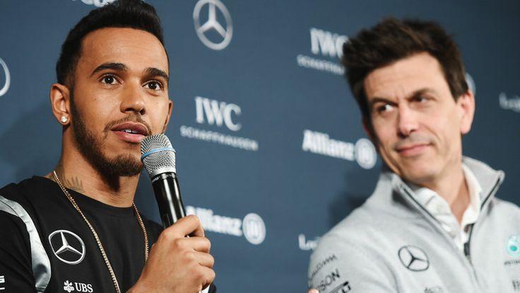 Rosberg Pensiun, Mercedes Tak Akan Menghukum Hamilton untuk Taktik Kotornya di GP Abu Dhabi
