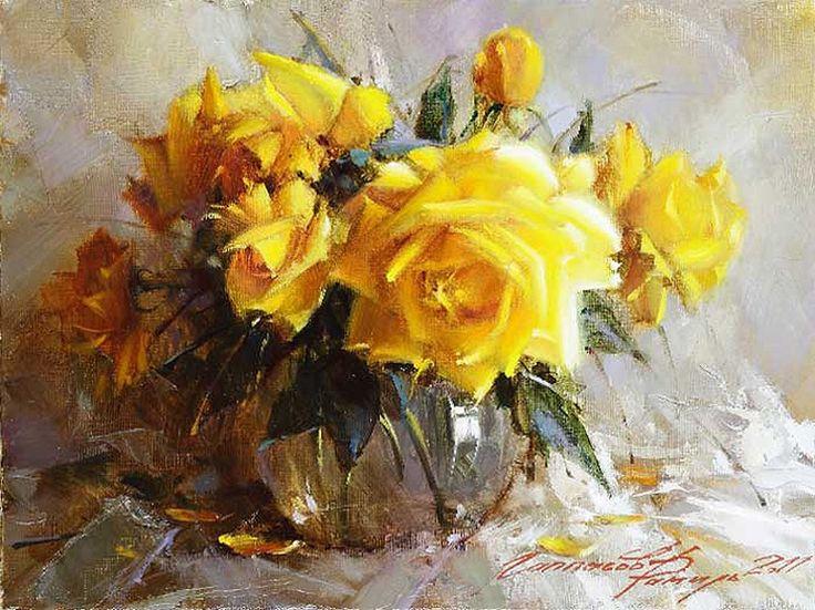 желтые розы натюрморт: 13 тыс изображений найдено в Яндекс.Картинках