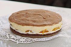 Cappuccino - Eierlikör - Torte, ein schönes Rezept aus der Kategorie Torten. Bewertungen: 11. Durchschnitt: Ø 4,2.