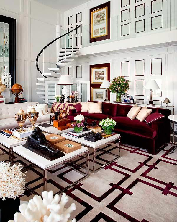 11 Best Black And Burgundy Accent Colors Images On Pinterest Rhpinterest: Burgundy Home Decor Accents At Home Improvement Advice