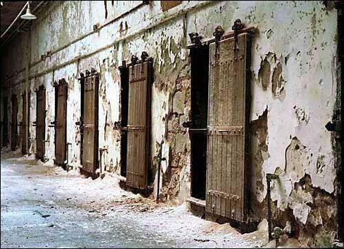 Abandoned Prison
