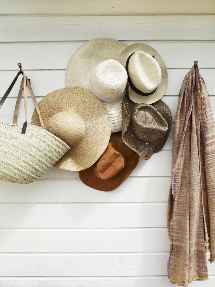 Summer hats.