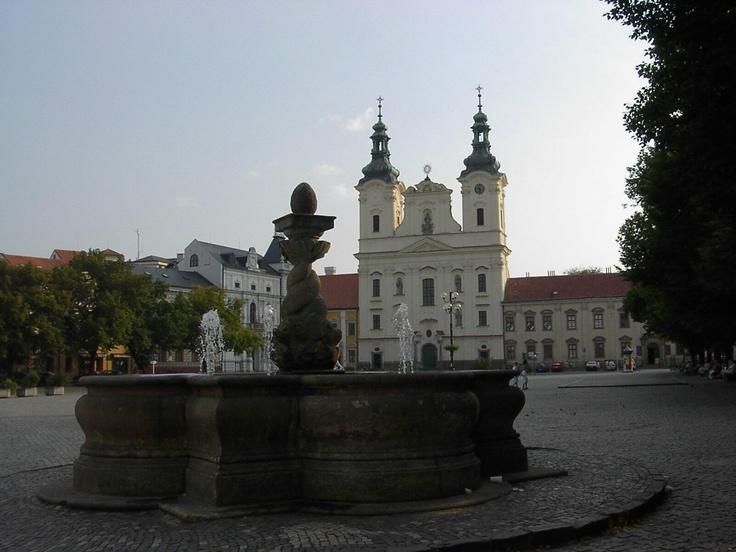 Uherské Hradiště, Czech Republic, my hometown