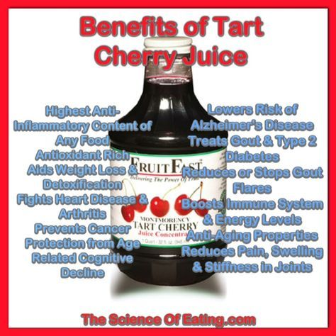 Everyone knows how delicious cherries are, but did you also know they are a wonderful way to help relieve pain, avoid premature aging, and add years to your life? FruitFast Tart Cherry Juice is America's #1 selling brand of Tart Cherry Juice Concentrate, and a convenient solution that I use it in my powerades & sports drinks, smoothies and drizzled over So Delicious Dairy Free coconut, almond or soy milk ice cream. Look for it in your local grocery stores' health food/juice section.