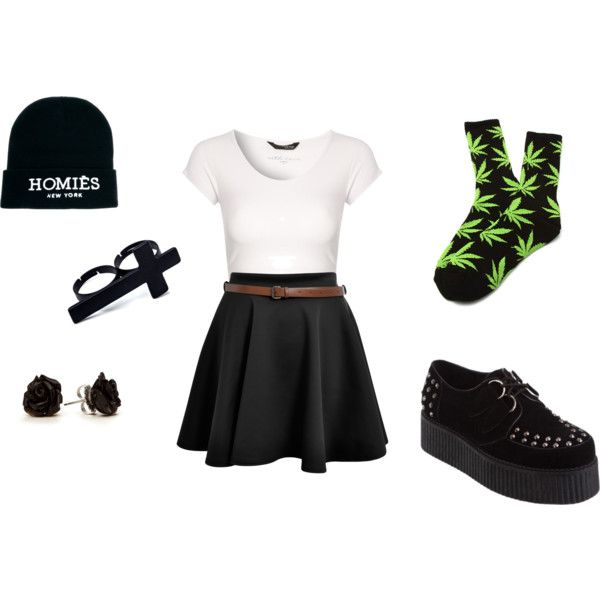 """""""Creepers 1"""" by domccus on Polyvore"""