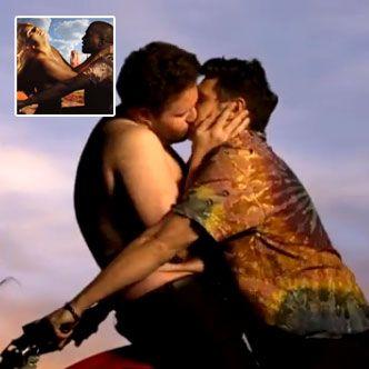 ヒルトングループのおバカ令嬢パリス・ヒルトンが、2004年にプライベートセックス流出作品『ワンナイト・イン・パリス』で世を騒がせたのに続き、2007年に元恋人レイ・ジェイとのプライベートセックスビデオ流出作品『キム・カーダシアン・スーパースター・フィーチャリング・ヒップホップスター・レイ・ジェイ』が発売されて一躍有名になったキム・カーダシアン。弁護士ロバート・カーダシアンの娘であるキムは、カーダシアン一家に密着したE!のリアリティ番組でさらに知名度をあげ、昨年カニエ・ウェストの子供を生み、婚約した。  [...]