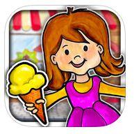 Een interactieve app voor kinderen vanaf 4 jaar. Ontdek wat er allemaal mogelijk is in deze winkelstraat. Koop boodschappen, ijsjes, kleding kun je zelfs passen. Speel je eigen verhaal met de hoofdpersonen.  Echt een aanrader voor kinderen!