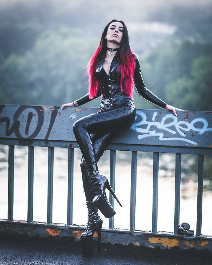 @Regranned from @imfurfur -  Back to the warmer days. It was nice in there. And now we have snow outside. Whyyy?   Photo: @vas3k Latex catsuit: @mad.duck.designs Heels: @pleasershoes  #mist #fog #fishnets #catsuit #sunset #latexcatsuit #highheels #highheelshoes #shoeporn #pleaserusa #latex #latexfashion #girl #fetish #altgirl #latexfetish #altstyle #altfashion #altmodel #model #alternative #alternativefashion #alternativegirl #alternativestyle #fetishmodel #latexmodel #latexfetishmodel…