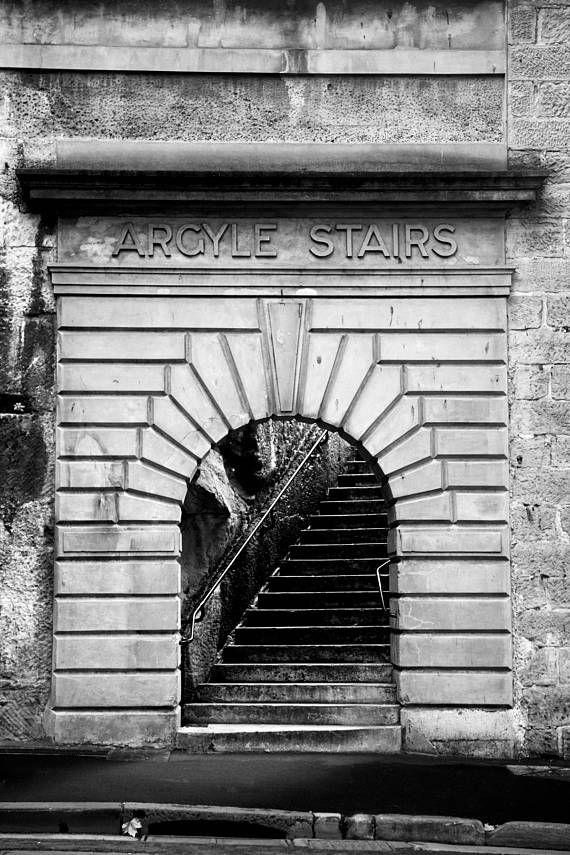 Argyle Stairs The Rocks Sydney CBD Architecture NSW Australia