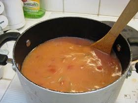 Inspired Resourceful Creative: Karen's Thai Chicken Soup