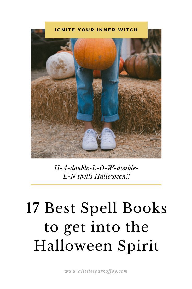 Halloween 2020 Cast List 17 Best Spell Books to Ignite your Inner Witch (2020) | Witchcraft