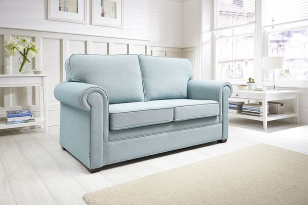 For those who enjoy the best, this Jay-Be sofa bed combines the latest fillings and patented Micro Pocket Spring technology to create a comfortable everyday sofa which turns into a luxurious bed in seconds.