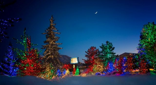 Join Santa for the magical North Pole Experience in Flagstaff this winter and book your stay at the DoubleTree by Hilton Flagstaff hotel. Description from northpoleexperience.com. I searched for this on bing.com/images