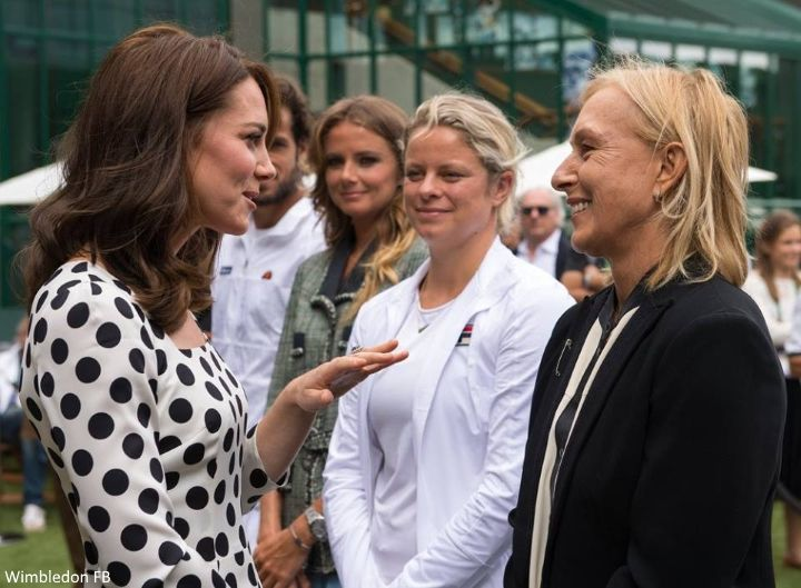 Duchess Kate: The Duchess Debuts Shorter Hair for Wimbledon & George and Charlotte to Join Their Parents on Tour!