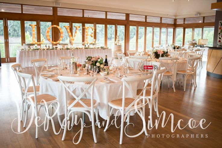 Weddings at Millbrook | DeRay and Simcoe | Vintage Letters & Co |