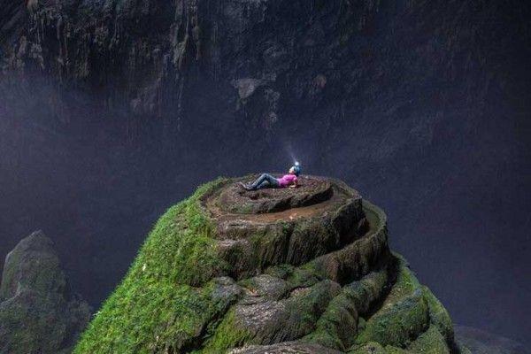 Son Doong-grottan i Vietnam
