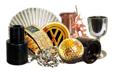 metalle brünieren, färben, galvanisieren