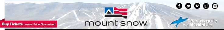Mount Snow® :: Vermont's Closest Big Mountain Ski & Snowboard Resort