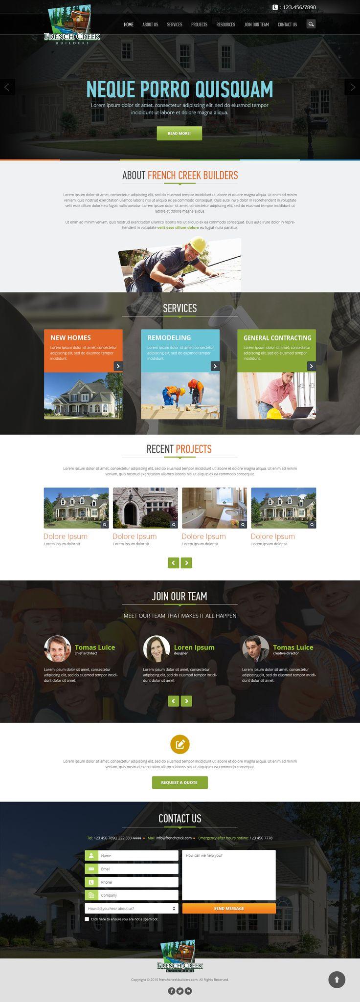 Builder-Website-&-Logo
